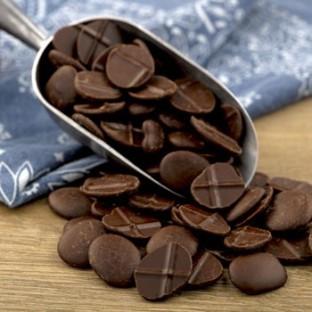 Dark Chocolate Chips. PC of Lake Champlain Chocolates.